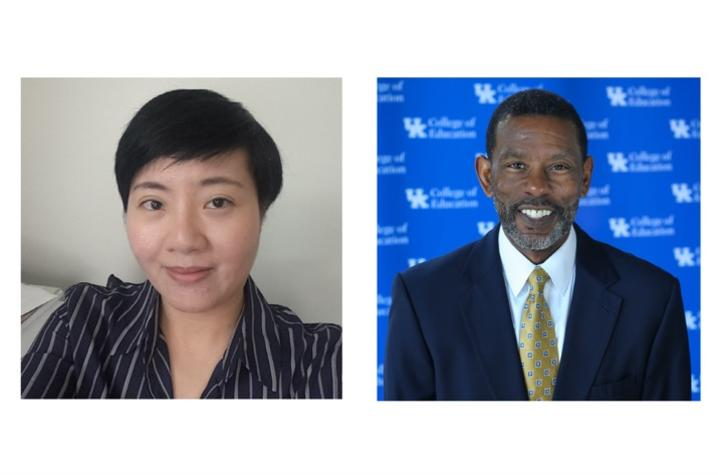 Jessica Chao and Keith Wilson