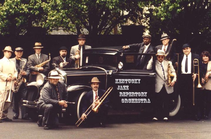 photo of Kentucky Jazz Repoertory Orchestra