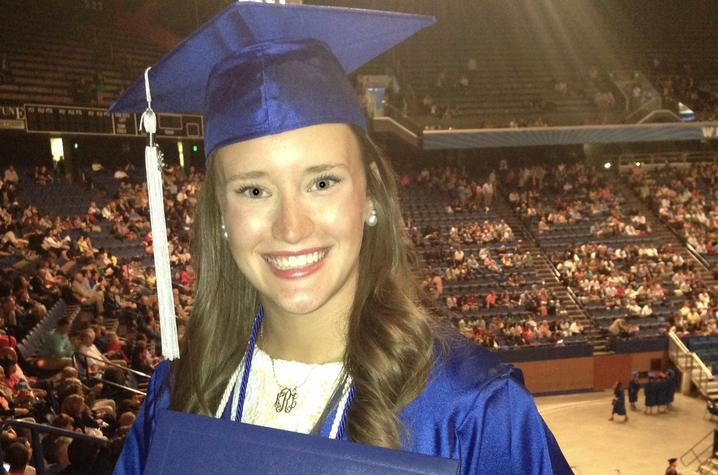 Krista Robertson is a 2013 graduate from the University of Kentucky College of Communications.