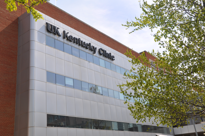 Image of exterior of Kentucky Clinic