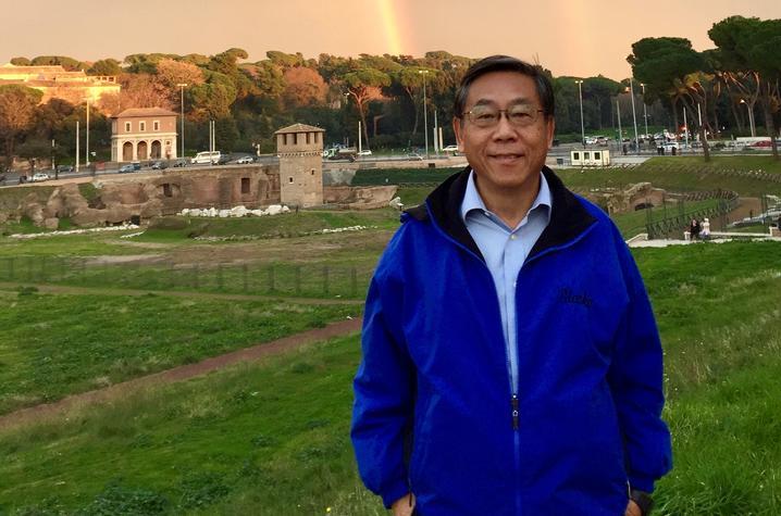 Keh-Fei Liu