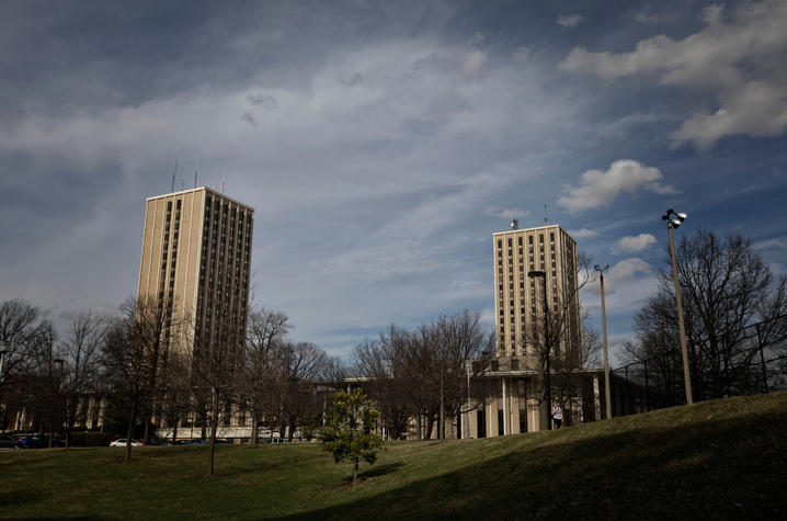 photo of Kirwan-Blanding Towers