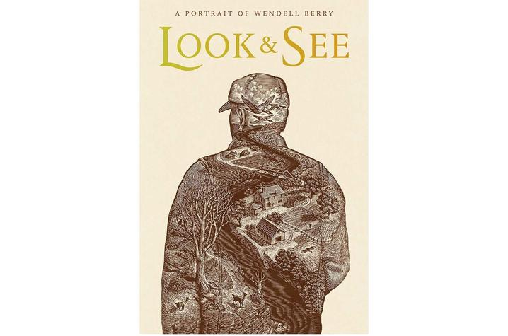 "photo of poster for ""Look and See"""