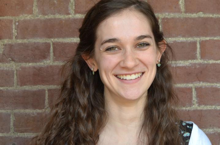 headshot photo of Lydia Hager
