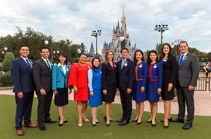 Photo of Walt Disney World Ambassadors
