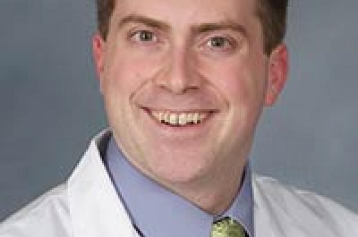 Dr. Matthew Neltner Headshot