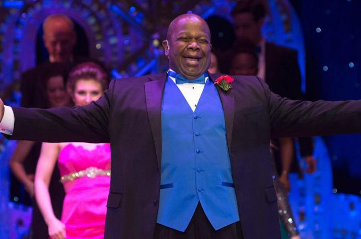 "photo of Everett McCorvey at ""It's a Grand Night for Singing!"""