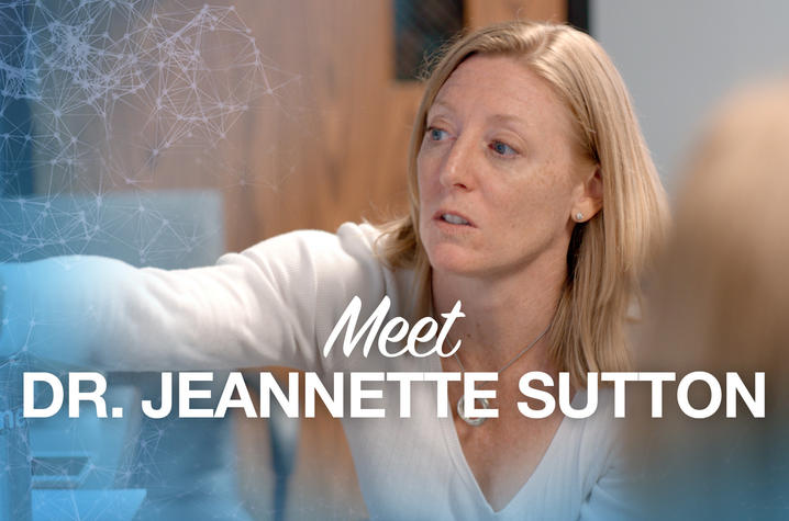 Photo of Jeannette Sutton