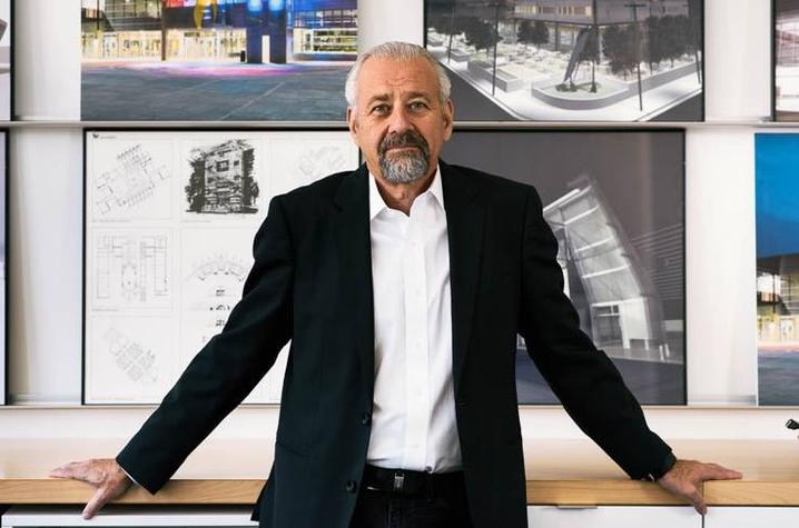 photo of Mike Jacobs at Omni Architects