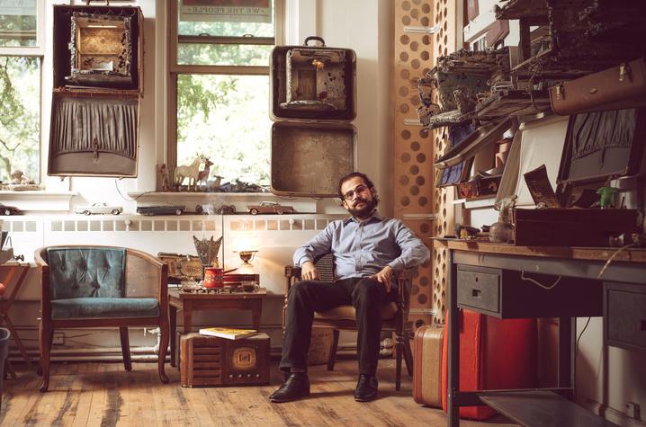 Mohamad Hafez, photo courtesy of Cole Wilson