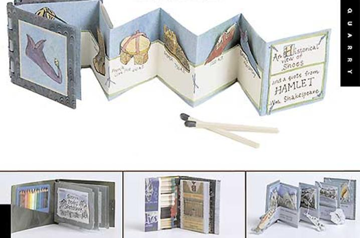 "photo of web images for ""More Making Books by Hand"" by Peter and Donna Thomas"