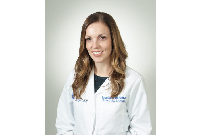 Photo of Morgan Chojnacki, Doctor of Nursing Practice at UK's Pediatric High BMI Clinic