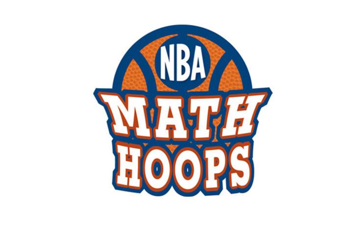 NBA Math Hoops logo