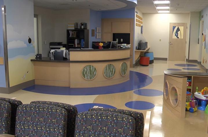DanceBlue clinic
