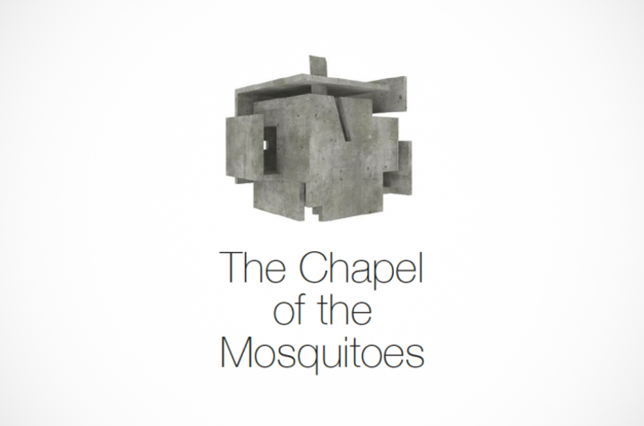 "photo of work from ""The Chapel of the Mosquitoes"" by Jose Oubrerie"