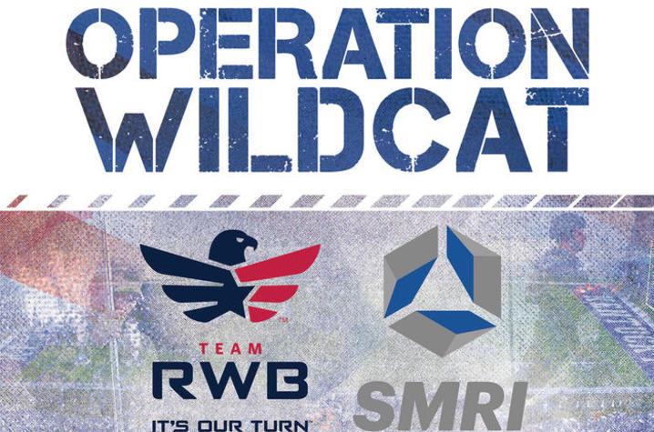 Part Amazing Race, part CrossFit Games, part Outward Bound, Operation Wildcat's goal is to build community through activity.