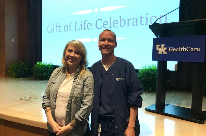 Adrianne Rogers and Dr. Kevin Bauereis