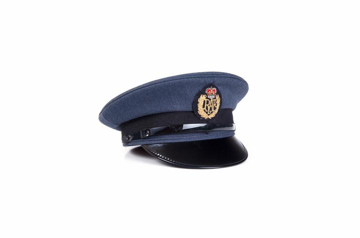 stock photo of Royal Air Force lid