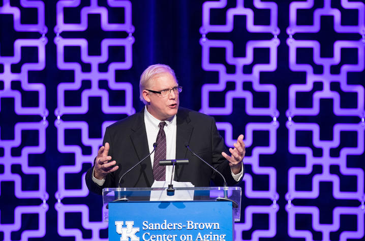 Photo of Greg Jicha, MD, PhD, of the UK Sanders-Brown Center on Aging