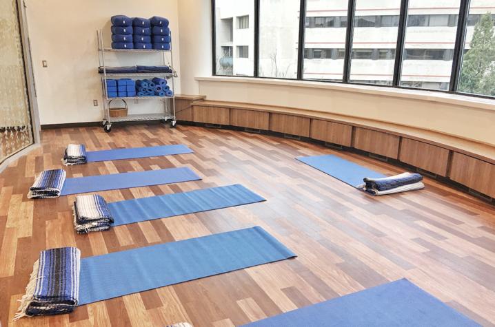 Yoga at Integrative Medicine & Health clinic