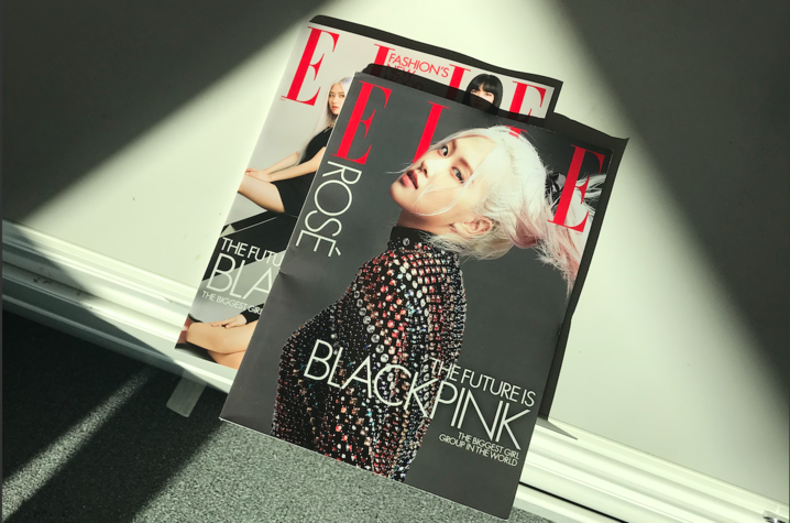 Alumna Madison Rexroat managed to find a spot for herself at one of the world's largest fashion magazine — ELLE.