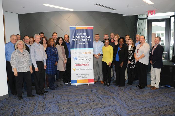 photo of UK OTC hosts Site Leads Summit