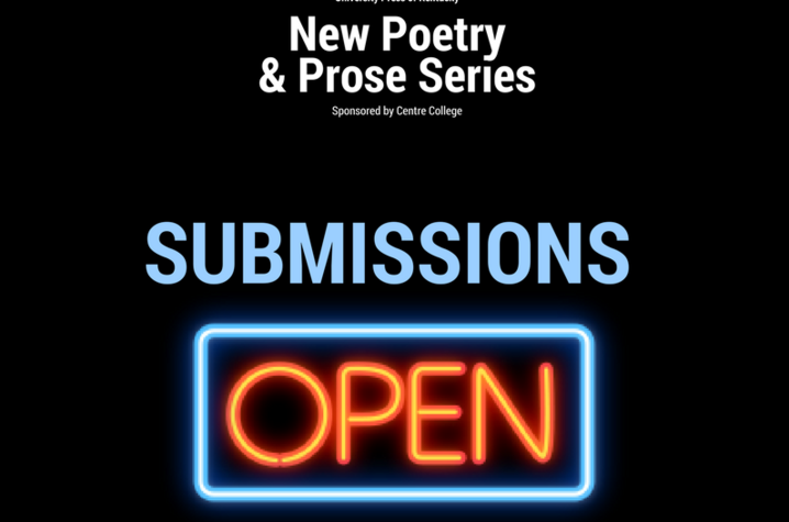 photo of UPK New Poetry & Prose Series submissions call