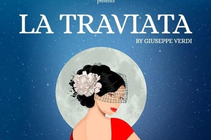 "poster for ""La Traviata"""