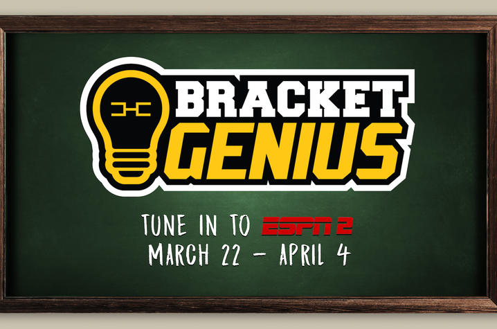 Three UK Students Compete in March Madness Battle of the