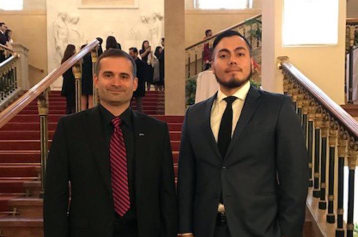 Photo of UK Law students