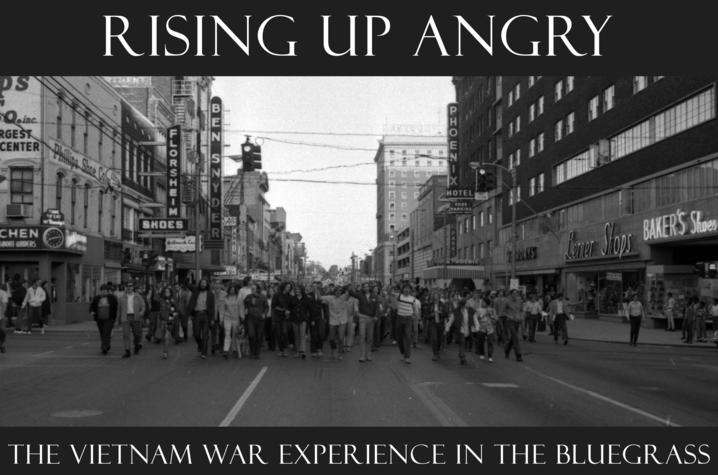 "photo of artwork for ""Rising Up Angry"" exhibit"