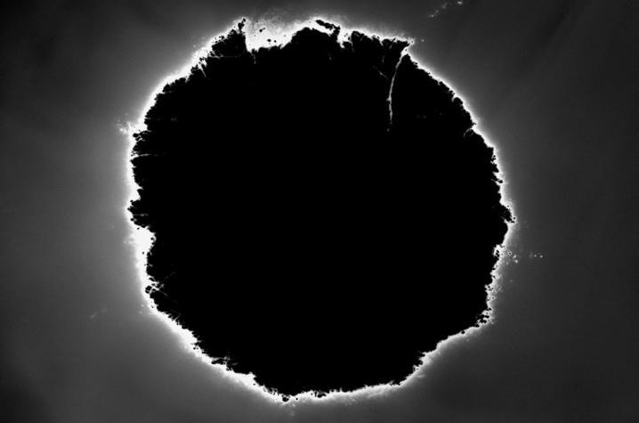 "photo of "".40 Caliber"" from ""Void"" by Garrett Hansen"