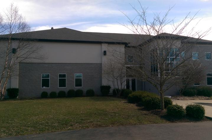 photo of WUKY studios on Spurr Road