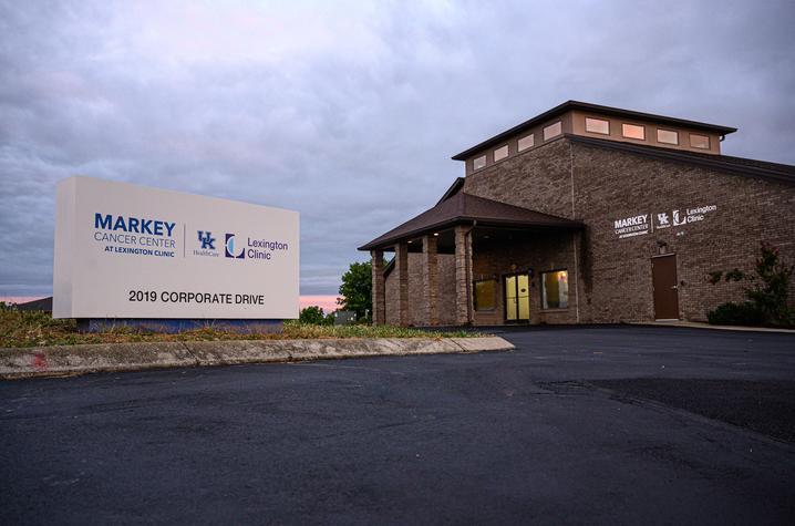 Markey Cancer Center at Lexington Clinic - Richmond