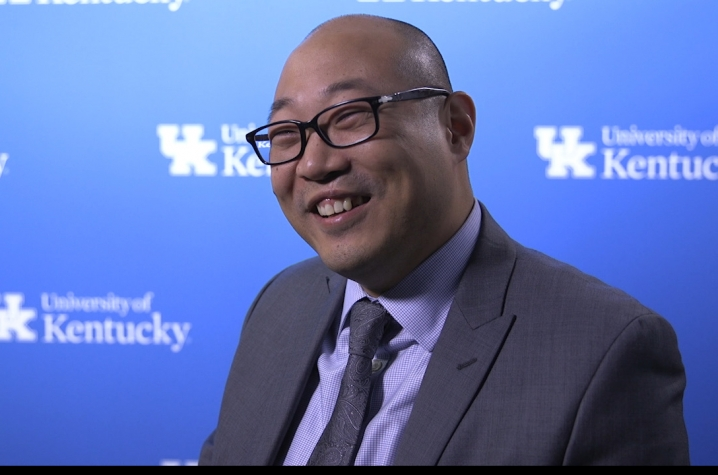 UK Associate Professor of Neurology Dan Han