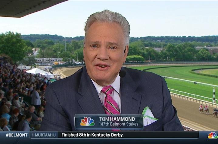 UK Alumnus Tom Hammond, Courtesy of NBC Sports