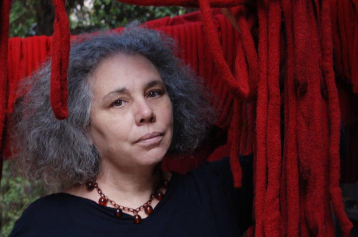 headshot photo of Alison Saar