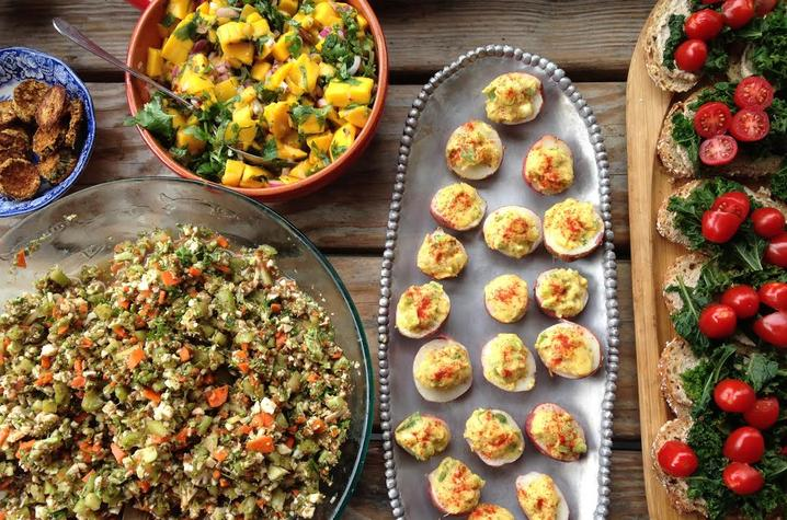 Photo of Jane Esselstyn's recipes