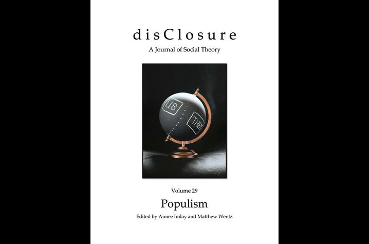 photo of cover of vol 29 of disClosure
