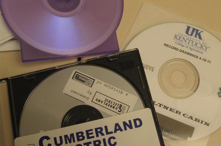 photo of cds and dvds
