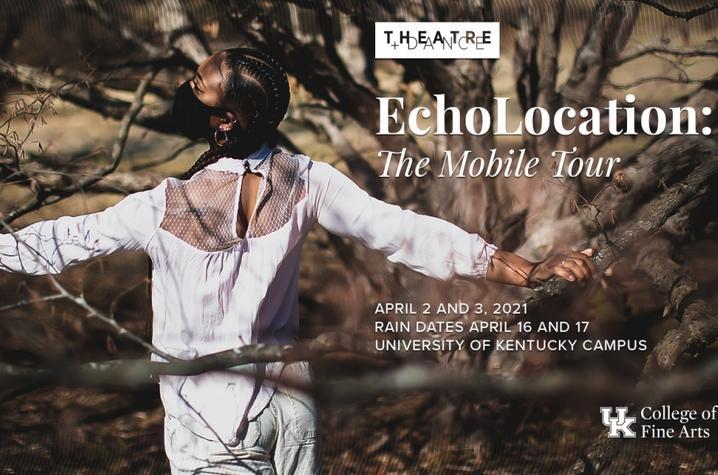 "photo of Web banner for UK Dance's ""EchoLocation"" April 2-3"