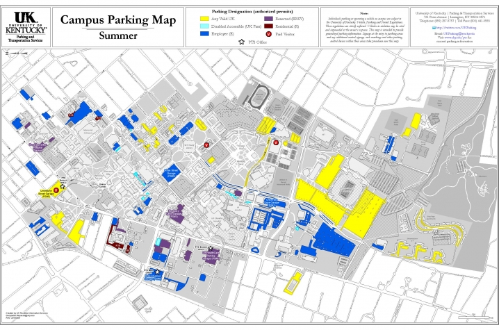 Student Summer Parking Permits Now Available   UKNow
