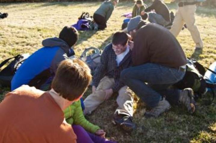 UK Hosts Wilderness First Responder Training Course at Raven
