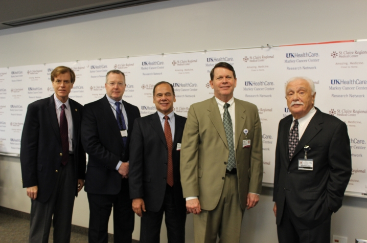 St Claire Regional Medical Center Joins Uk Markey Cancer Center