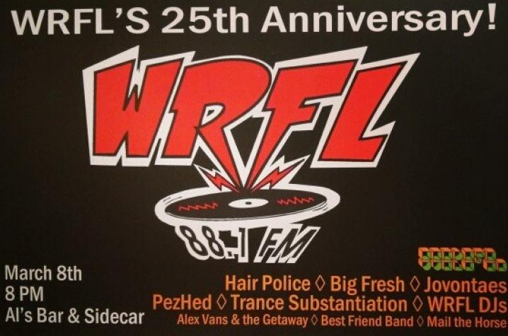 Happy Birthday WRFL! Radio Station Turns 25 | UKNow