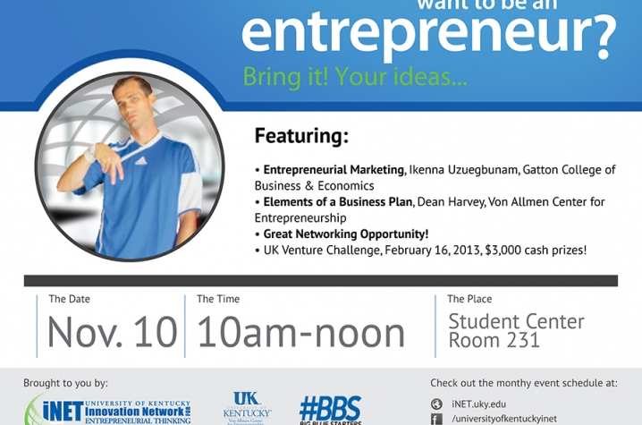 Student Entrepreneurs: Write a Business Plan and Market Your