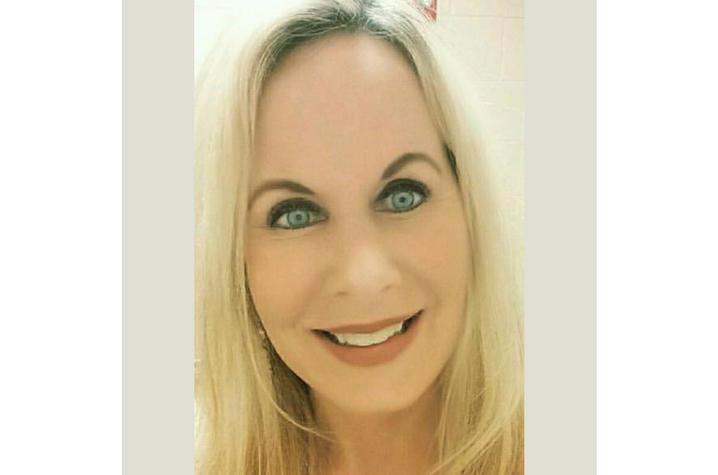 headshot photo of Amy Michele Madsen