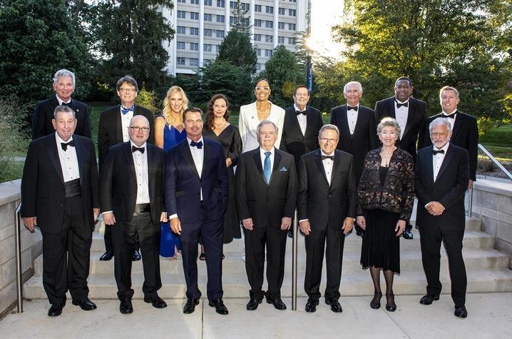 2020 Hall of Distinguished Alumni