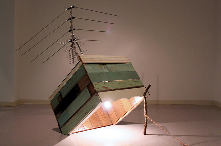 "photo of ""Terrestrial Apparatus Poised for Lights Out"" by Casey McGuire"
