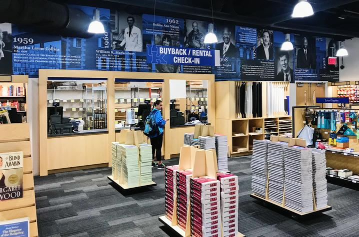 Photo of UK Bookstore